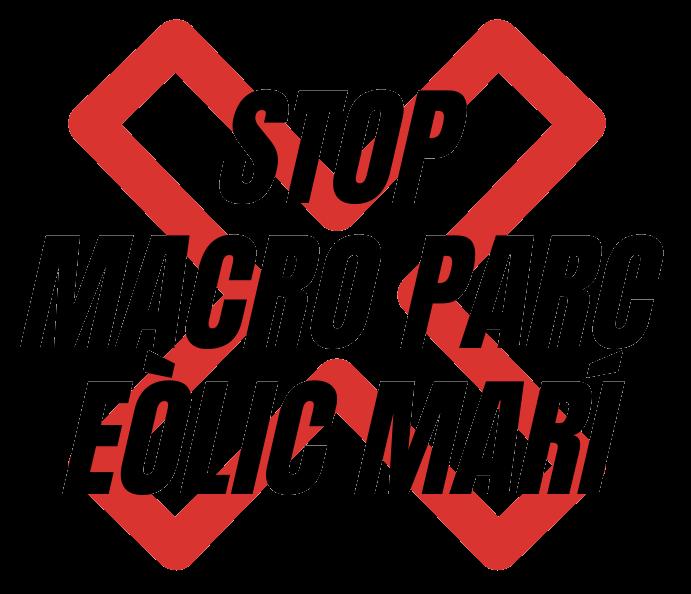STOP MACRO PARC EOLIC MARÍ
